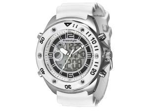 Freestyle Precision 2.0 White Ana-Digi Grey Dial Men's watch #FS85009