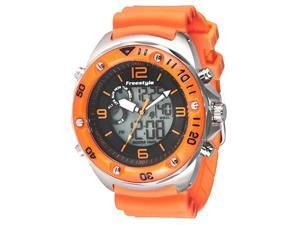 Freestyle Precision 2.0 Orange Ana-Digi Grey Dial Men's watch #FS85010