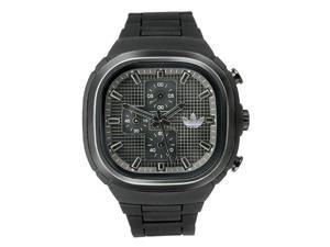 Adidas Nylon Seoul Chronograph Black Dial Men's watch #ADH2584