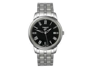 Tissot Classic Dream Black Quartz Stainless Steel Men's watch #T033.410.11.053.01