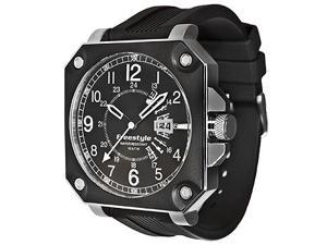 Freestyle Trooper Silicone Strap Men's watch #101166