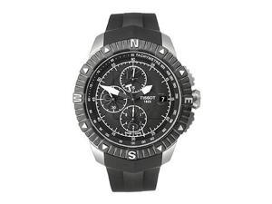 Tissot T-Navigator Automatic Chronograph Black Dial Men's watch #T062.427.17.057.00