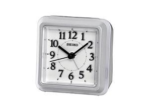 Seiko Clocks Hobart Bedside Alarm clock #QHE090SLH