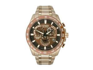 Citizen Eco-Drive Perpetual Chrono A-T Men's watch #AT4106-52X