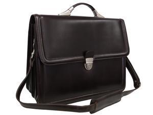 APC Savvy Leather Executive Briefcase (#2840-4)