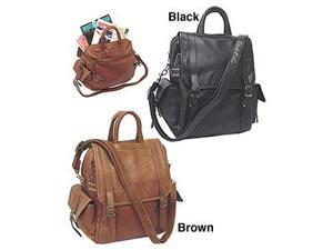 Leather Three Way Backpacks (#1516-02)