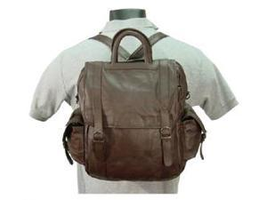 Leather Three Way Backpack (#1516-3)
