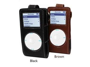 Leather iPod Mini Case (#306-02)