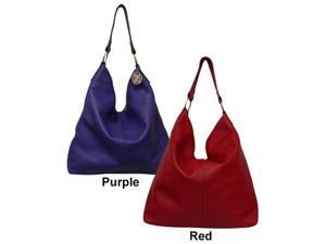 Amerileather Cynthia Leather Handbag (#1805-18)