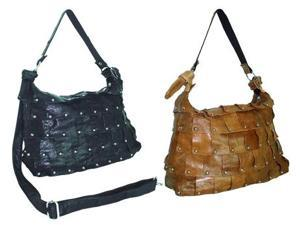 Amerileather Miao Leather Handbag (#1708-03)