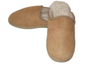 Genuine Shearling House Slippers - Women