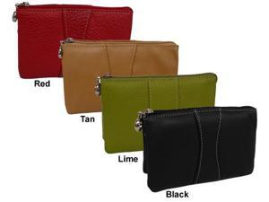 Amerileather Mini Zip Wristlet (#526-0137)
