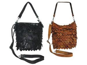 Junior Hawk Leather Handbag (#1712-2)