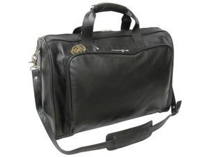 Amerileather 18-inch Leather Carry on Weekend Duffel (#2114-0)