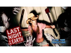Last Night on Earth: The Zombie Game