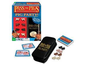 Pass the Pigs: Party Edition