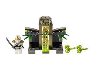 LEGO: Ninjago: Venomari Shrine