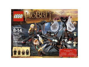 Lego: 79001 Escape from Mirkwood Spi