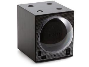 Single Boxy Black Automatic Watch Winder