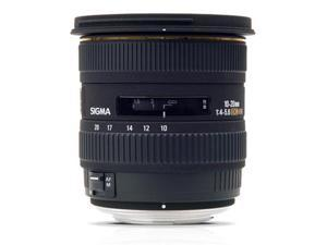 SIGMA 10-20mm F/4-5.6 EX DC Wide Angle Zoom HSM Lens For Pentax