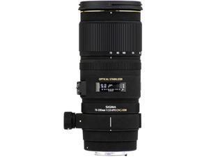 Sigma 70-200mm f/2.8 EX DG OS HSM for Nikon
