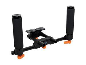Opteka CXS-200 Dual Grip Handheld Video Stabilizer Support System for DSLR Cameras