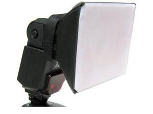 Opteka SB-1 Universal Studio Soft Box Flash Diffuser for Canon EOS, Nikon, Olympus, Pentax, Sony, Sigma, & Other External ...