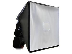 "Opteka SB-20 XL Universal Studio Soft Box Flash Diffuser for External Flash Units (14"" X 9.4"" Screen)"