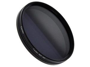 Opteka 62mm HD Multi-Coated Variable Neutral Density (2-8 Stops) Fader Glass Filter