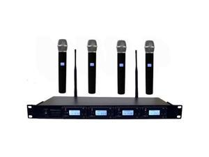 Hisonic HSU8900HT Wireless Microphone System with 100 Selectable Channels