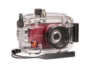 Ikelite Underwater Waterproof Housing Case for Nikon Coolpix L22 & L24 Digital Camera