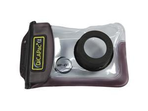 DicaPac 160x105mm Small Zoom Alfa Underwater Waterproof Digital Camera Case