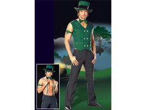 Adult Get Lucky Leprechaun Costume