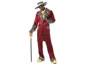 Men'S Sweet Daddy Beaujolais Pimp Costume