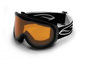 Smith Optics World Cup Snow Goggles - Black Frame, Gold Lite Lens WC2LBK10