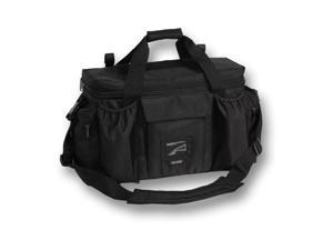 Bulldog Extra Large Deluxeblack Police & Shooters Range Bag With Strap