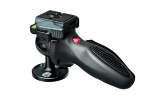 Manfrotto Joystick Light Duty Grip Ball Head, Magnesium Body Shell 327RC2