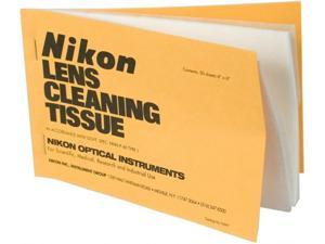 Nikon 50 4x6 Sheet Lens Tissue Package 76998