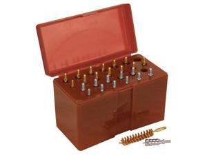 Tipton 26 Pc Jag Brush Set     444-777