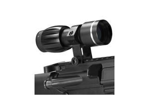 Barska Red Dot Magnifier w/ Extra High Ring, 5x - AW11654