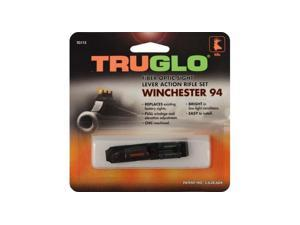 TruGlo Firesight Aluminum Shotgun Sights, Green Rear, Red Front - Winchester Rif