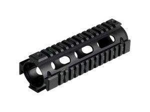 NEW Leapers UTG PRO Model 4 Carbine Length Tactical Quad Rails, Made in USA, 12