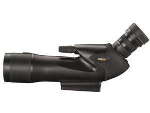 Nikon Prostaff 5 16-48x60mm Angled Waterproof Spotting Scope, Black