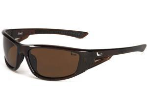 Coleman Highlander Sunglasses - Brown Frame and Brown Lens 842749030623