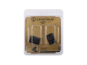 Leupold Quick Release Weaver Style Two Piece Base, Savage 110 Gl, Gloss Black 49