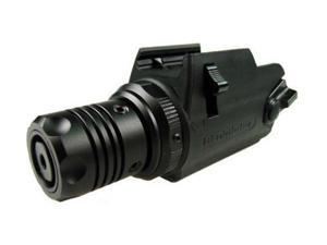Beamshot Handgun Green Laser Ambidextrous Sight, Black