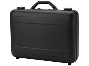 TZ Case AC38 Molded Aluminum Attache Case, 18x13x5in - Black