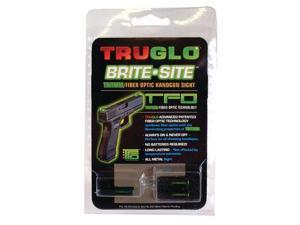 Truglo TG131MPTY TFO Tritium Fiber Optic Smith & Wesson Green/Yellow Gunsight