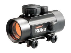 Tasco 1X30 Red Dot Scope Sight Hunting Black BKRD30