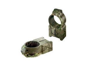 Nikon Coyote Special 1in Scope Rings, High Profile, Advantage Max-1 Camo